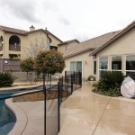 Removable Pool Fence by Folsom Lake Fence Company
