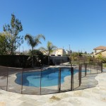 Pool Fence by Folsom Lake Fence Company
