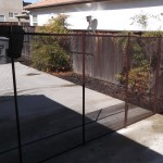 Removable Fence Roseville by Folsom Lake Fence Company (916) 770-0966